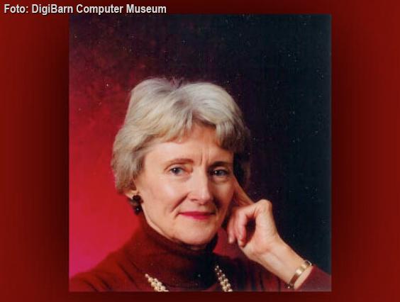 Mary Allen Wilkes, konstruktör av operativsystem