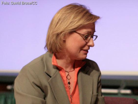 Rosalind Picard, pionjär för känslor på nätet