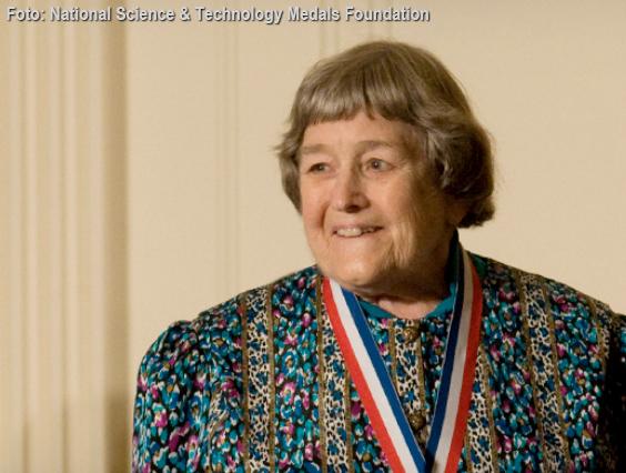 Yvonne Brill, raketforskare