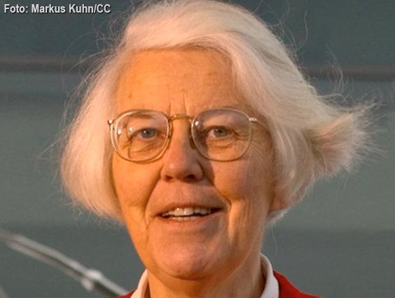 Karen Spärk Jones, expert på naturliga språk