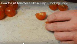 Bild av tomater